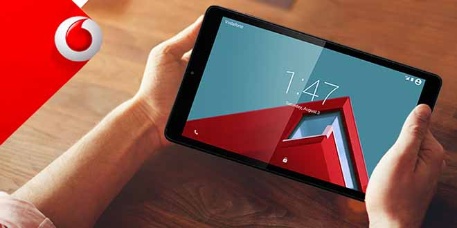 Διαγωνισμός Vodafone Greece με δώρο ένα 3G Tablet Vodafone Smart Tab grand 6