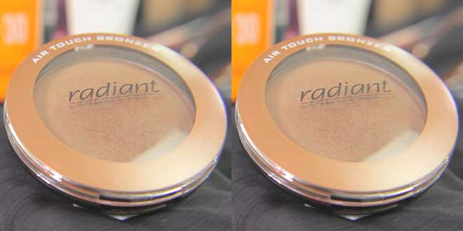 Διαγωνισμός JOY με δώρο 5 Air Touch Bronzer No6 της Radiant Professional Make Up