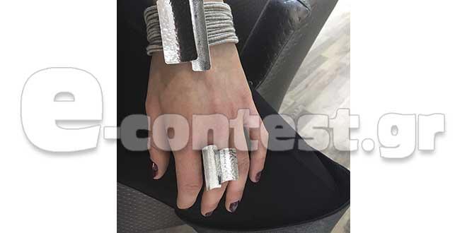 Διαγωνισμός Cibrato.gr με δώρο ένα βραχιόλι με κορδόνια και διπλό σφυρήλατο  μεταλλικό στοιχείο μαζί με το δαχτυλίδι 717c019a086