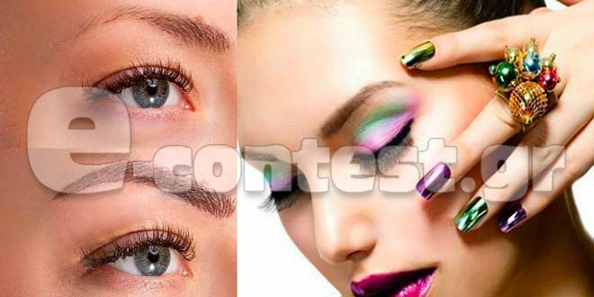 The Art Of Nails Make Up By Anna Pergaminelli