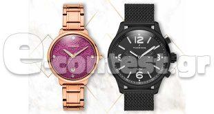 d9362f286a Πάρτε μέρος στο διαγωνισμό Orange Jewellery και κερδίστε ένα υπέροχο  γυναικείο ρολόι Vogue Floral   ένα ανδρικό ρολόι Thorton Ragnar