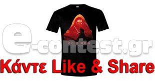 daf95f47f6 Διαγωνισμός CyberTech2 με δώρο ένα συλλεκτικό T-Shirt Star Wars